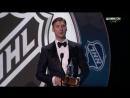 Sergei Bobrovsky of Blue Jackets wins Vezina Trophy.LAS VEGAS