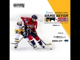NHL 17 PS4. 2017 STANLEY CUP PLAYOFFS 100th SECOND ROUND GAME 7 EAST. PIT VS WSH. 05.10.2017.(NBCSN)