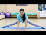 Растяжка на поперечный шпагат | Разогрев тазобедренных суставов | Stretching Press Club