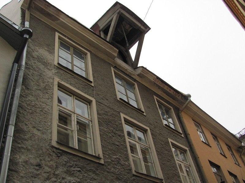 Окна Старого города.