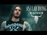 As I Lay Dying – Through Struggle - An Ocean Between Us - 94 Hours   Live At Wacken 2011