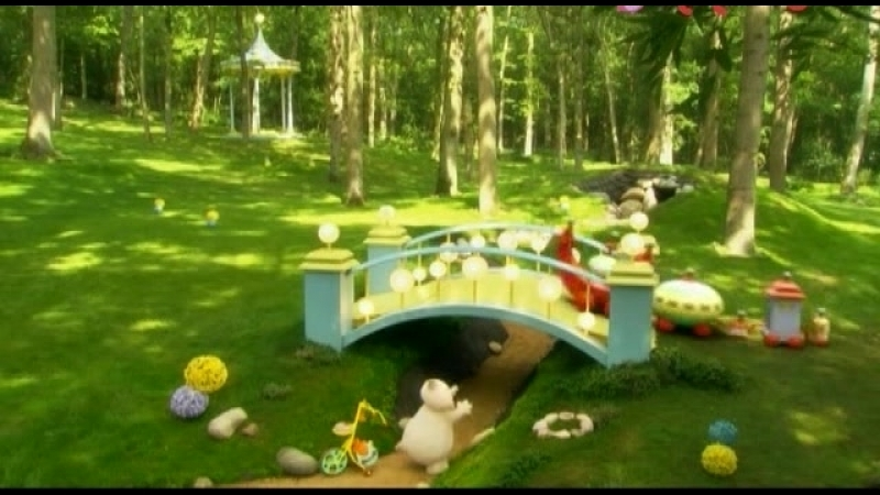 In The Night Garden eaf