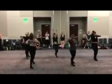 Maddie in Radix Dance Convention,  Provo