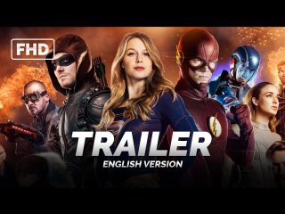 ENG | Трейлер: «Супергеройский Бойцовский Клуб 2.0 / Superhero Fight Club 2.0»