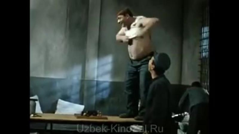 Отрывок из фильма Джентльмены удачи на узбекском языке, ну очень смешно