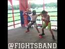 Мастерство защиты от юного боксера
