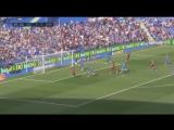 Хетафе 1-2 Барселона | Ла Лига | 4 тур