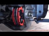 Трейлер. Тест тормозных колодок UBS на на KIA RIO и HYUNDAI SOLARIS
