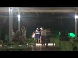 Турция 2017 Конаклы. Танцы шманцы на анимации