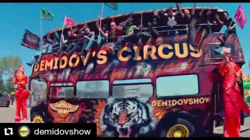 Цирк Демидовых 2017