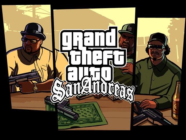Grand Theft Auto: San Andreas - и снова здравствуйте