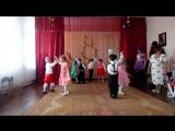 8 Марта. Старшая группа. Парный танец