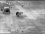 AH-64 30mm Gun Camera Iraq - Apache Attack Helicopter