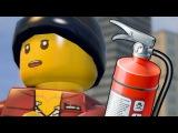 LEGO City Undercover - РАБОТА ПОЖАРНИКОМ В ЛЕГО! #11