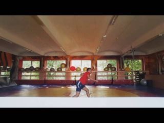 Тренировка Капоэйра и Джиу-джитсу Санкт-Петербург. Артем Горчаков Periquito