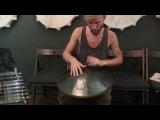 Tongue Drum  RAV Vast 2  B Celtic minor B2, F#3, A3, B3, C#4, D4, E4, F#4, A4