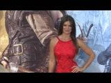 The Huntsman Winter's War LA Premiere Red Carpet - Charlize Theron, Emily Blunt, Chris Hemsworth