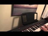 NARUTO Gaara's Childhood Theme song piano version