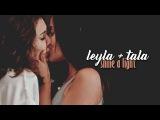 leyla + tala  shine a light