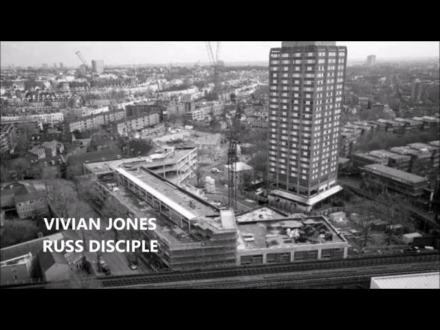 VIVIAN JONES , RUSS DISCIPLE * FIRE * VINYL RELEASE DOWNLOAD aug 2017