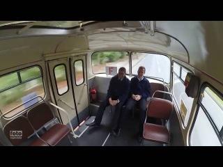 Гарлем шейк в польском автобусе