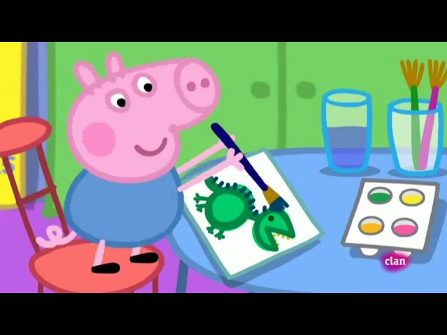 Peppa Pig English - The Playgroup 【01x06】 ❤️ Cartoons For Kids ★ Complete Chapters