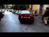 Alfa Romeo 75 3.0 V6 24v startup