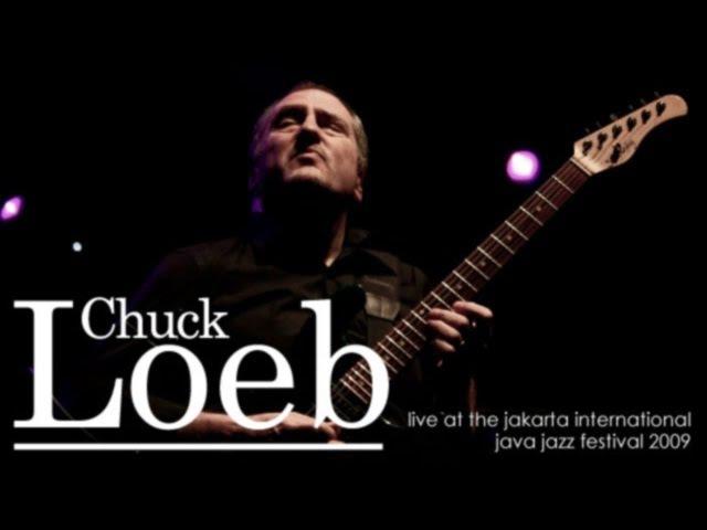 Chuck Loeb Good To Go Live at Java Jazz Festival 2009