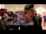 Sakis Rouvas exclusive backstage video @ Madwalk 2012