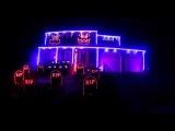 Halloween Light Show 2014 - Weird Science by Oingo Boingo
