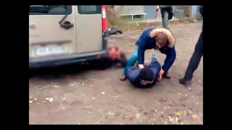 Поліція затримала зловмисників, які викрали жінку в центрі Одеси