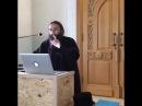 Богословский лекторий в Новом Афоне. «Что такое исповедь и как нужно исповедаться»