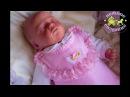 Комбинезон для девочки розовое сияние Вязанный комбинезон для новорожденной