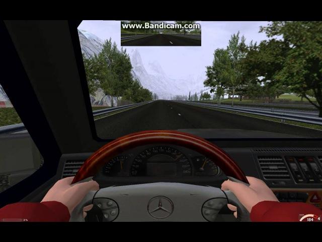 Не все вспомнят... не все поймут...Mercedes-Benz World Racing