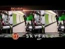 О съёмках №6 «007 Координаты «Скайфолл»»