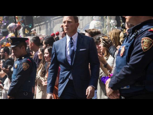 Репортаж с премьеры (русские субтитры) «007: СПЕКТР»