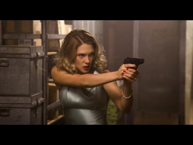 Видеопрограмма о Джеймсе Бонде (русские субтитры) «007: СПЕКТР»