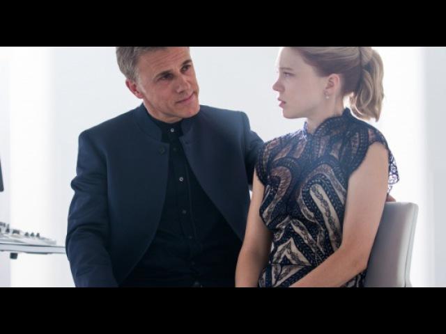 Конструктор: Собери Бонда «007: СПЕКТР»