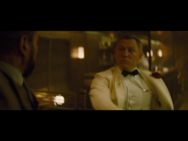 Фрагмент №2 «007: СПЕКТР»