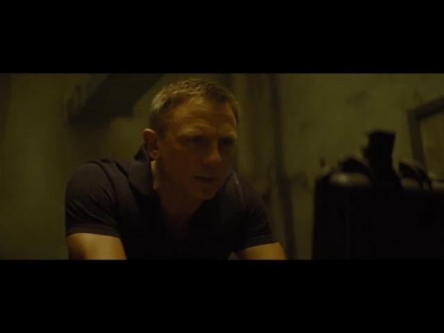 Фрагмент №5 «007: СПЕКТР»