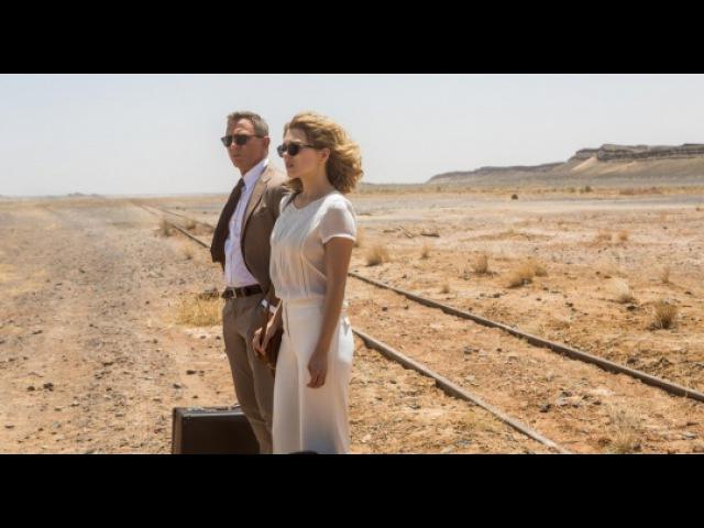 ТВ-ролик №5 «007: СПЕКТР»
