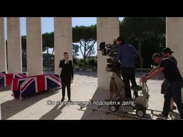 О съёмках №7 (русские субтитры) «007: СПЕКТР»
