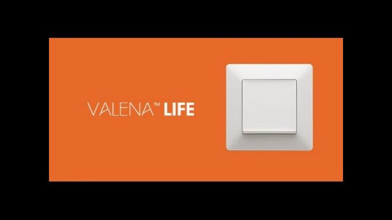 Серия выключателей и розеток Valena Life Allure Legrand