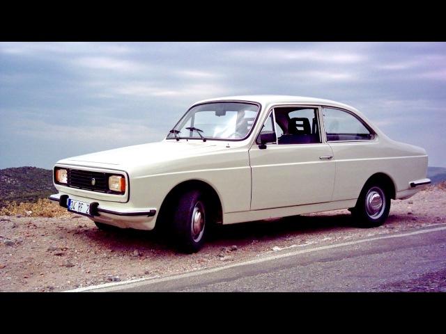 Anadol A1 MkII 1972 75