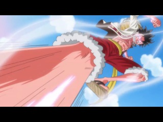 One Piece 788 русская озвучка OVERLORDS / Ван Пис - 788 серия
