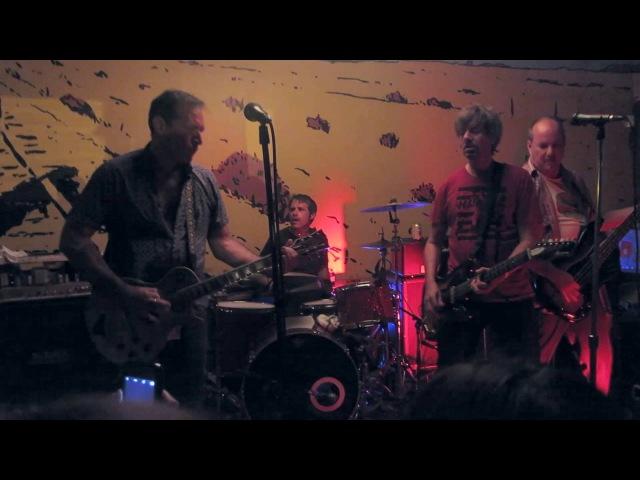 Drive Like Jehu - 8/28/2016 - Bunk Bar. Portland, Oregon