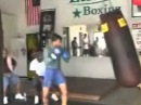 Arturo Gatti Training