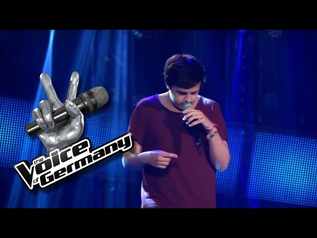 Stressed Out - Twenty One Pilots   Fabian Blesin Cover   The Voice of Germany 2016   Blind Audition