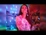 Анастасия Бабакина - Ты самый лучший (София Ротару, cover). Анапа, кафе, летний сезон...