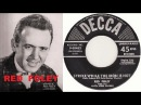 RED FOLEY - Strike While The Iron Is Hot / This Could Very Well Be It 1957